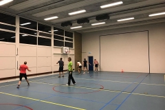 Wallball clinic 2018